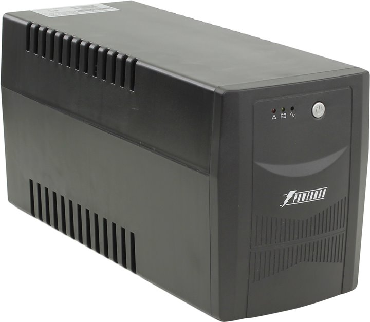 ИБП UPS 2000VA PowerMAN Back PRO 2000 Plus, USB
