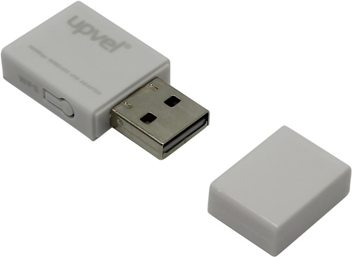 Адаптер WiFi UPVEL &ltUA-222NU&gt Wireless USB Adapter (802.11b / g / n, USB2.0, 300Mbps)