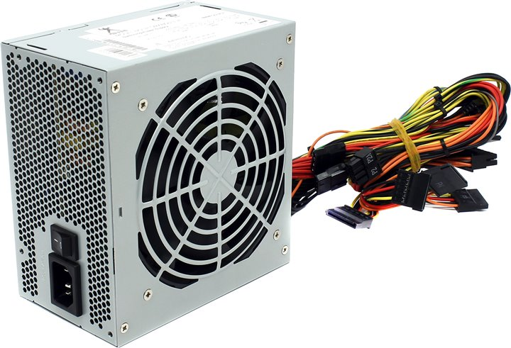 Блок питания INWIN POWER MAN < IP-S600BQ3-3 H > 600W ATX (24+2х4+2х6 / 8пин)