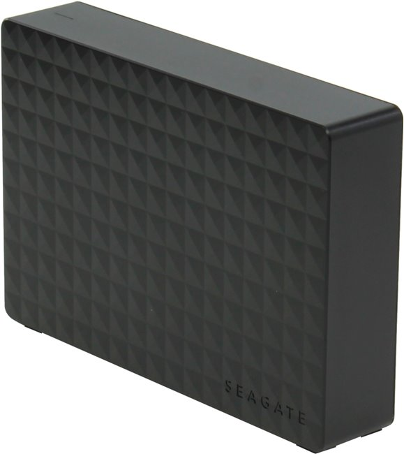 Внешний жесткий диск Seagate Expansion &ltSTEB5000200&gt Black 5Tb USB3.0 (RTL)
