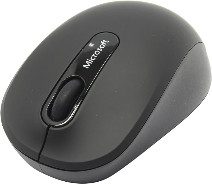Мышь Microsoft Bluetooth Mobile 3600 Mouse (RTL) 3btn+Roll < PN7-00004 >